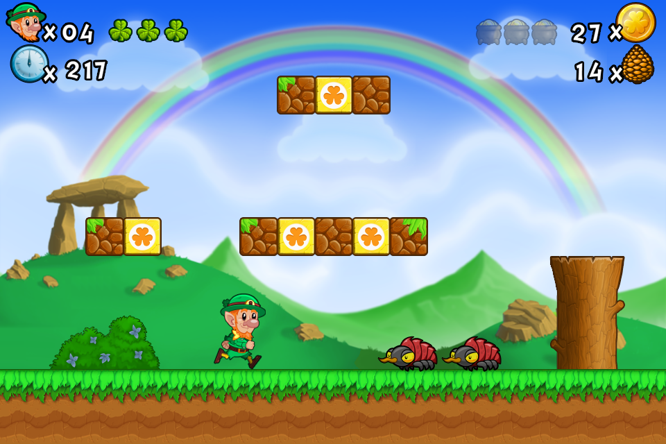 Lep's World 2 - Screenshot 1