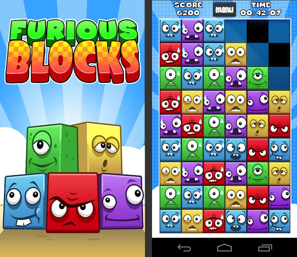 Furious Blocks!